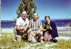 Yellowstone, Bill Barry, Myra Barry, Maurice Murphy