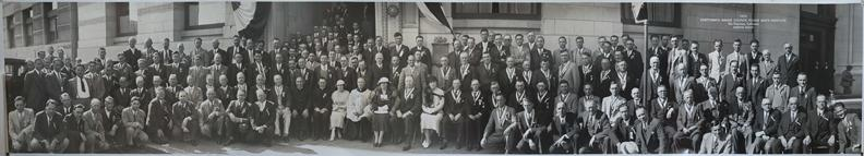 1933 YMI Convention, San Francisco, Maurice Murphy